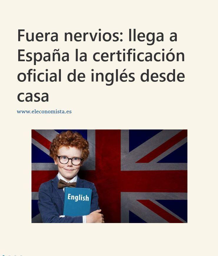 LanguageCert en El Economista