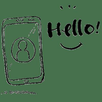 videoconferncia en el móvil